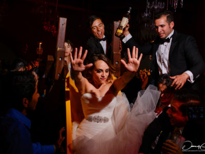 Mariana & Alejandro :: Castalia Eventos Chihuahua :: Wedding day
